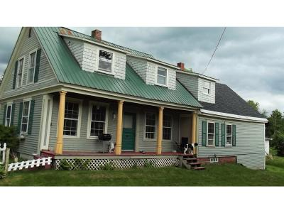 Lancaster Single Family Home For Sale: 83 Middle Street