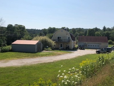 Wallingford Single Family Home Active Under Contract: 91 Vt Route 140