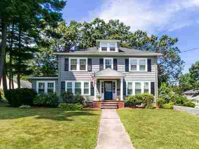 Nashua Single Family Home For Sale: 16 Chester Street