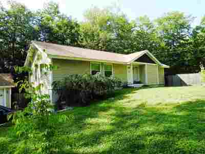 Wolfeboro Single Family Home For Sale: 102 Waumbeck Road