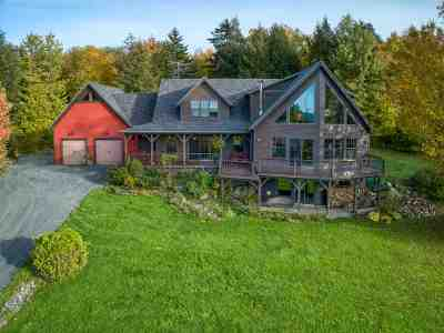 Wolcott Single Family Home For Sale: 171 Overlook Hill Road