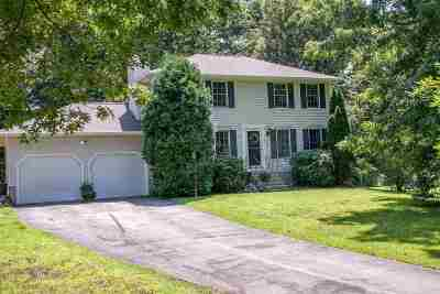Derry Single Family Home Active Under Contract: 11 Anna Circle