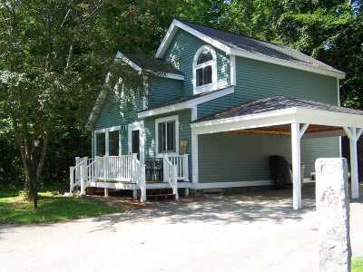 Plymouth Single Family Home For Sale: 9 River Ridge