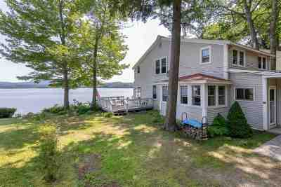 Sanbornton Single Family Home Active Under Contract: 47 Lower Smith Road