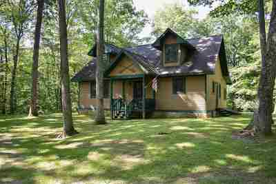 Leicester Single Family Home For Sale: 109 Isthmus Drive