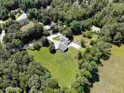 Merrimack Single Family Home For Sale: 211 Baboosic Lake Road