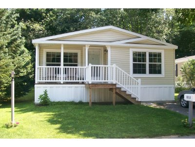 South Berwick Single Family Home For Sale: 11c Vine Street