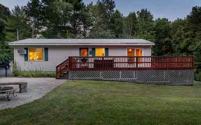 Kingston Single Family Home Active Under Contract: 1 Happy Hollow Lane