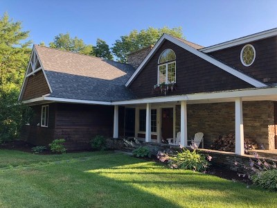 Meredith Single Family Home For Sale: 131 Pease Road