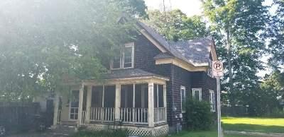 Nashua Single Family Home For Sale: 5 Prospect Avenue