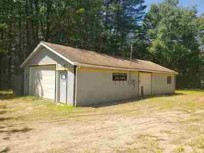 Conway Single Family Home For Sale: 195 Maple Manor Road