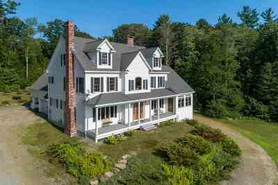 Dunbarton Single Family Home Active Under Contract: 18 Tucker Hill Road