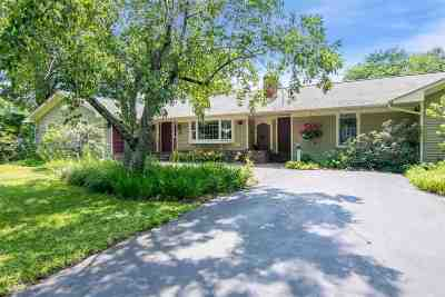 Colchester Single Family Home For Sale: 1561 Porters Point Road