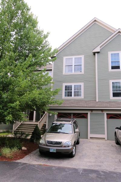 Hooksett Condo/Townhouse For Sale: 1465 Hooksett Road #85