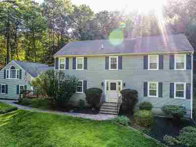 Hollis Single Family Home Active Under Contract: 64 Rideout Road