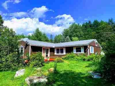 Stowe Single Family Home For Sale: 70 Scribner Road #16