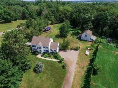Madbury Single Family Home For Sale: 3 Cole Circle