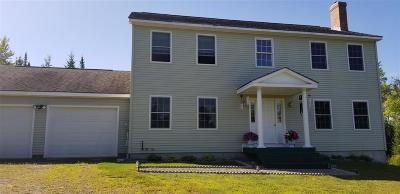 Franconia Single Family Home For Sale: 334 Franconia Mountains Road