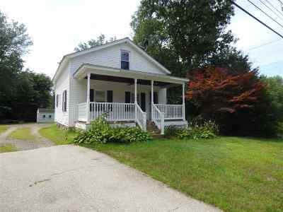 Hudson Single Family Home Active Under Contract: 11 Kimball Hill Road