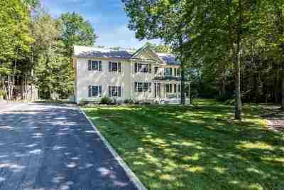 Fairfax Single Family Home Active Under Contract: 42 Brewster Road
