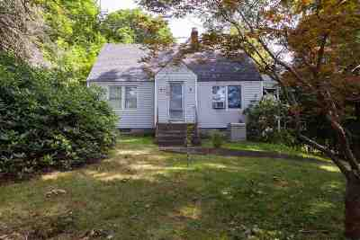 Kittery Single Family Home For Sale: 187 Haley Road