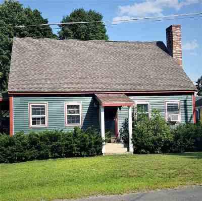 Milford Single Family Home For Sale: 15 Vine Street