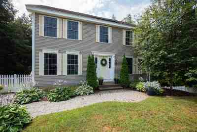Epsom Single Family Home Active Under Contract: 111 Copperline Drive