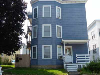 Manchester Multi Family Home Active Under Contract: 546 Montgomery Street