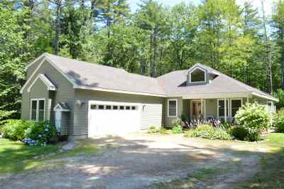 Alton Single Family Home For Sale: 96 Chestnut Cove Road