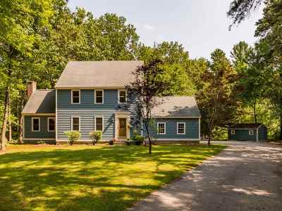 Amherst Single Family Home For Sale: 21 Tamarack Lane