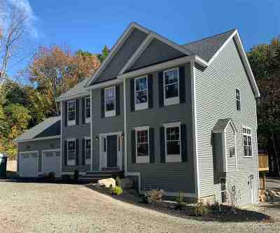 Londonderry Single Family Home For Sale: 4 Harvey Road