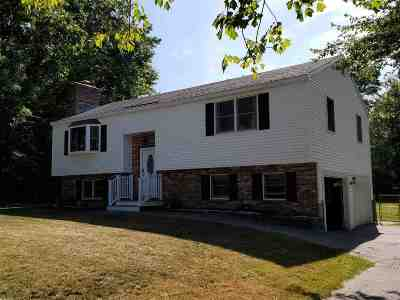 Manchester Single Family Home For Sale: 53 Lindstrom Court