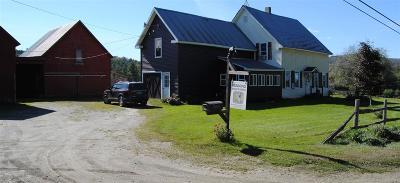 Hardwick Single Family Home For Sale: 1082 Mackville Road
