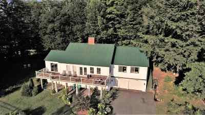 Rumney Single Family Home For Sale: 2497 Stinson Lake Road