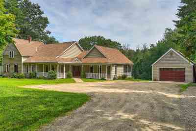 Auburn Single Family Home For Sale: 338 Spofford Road