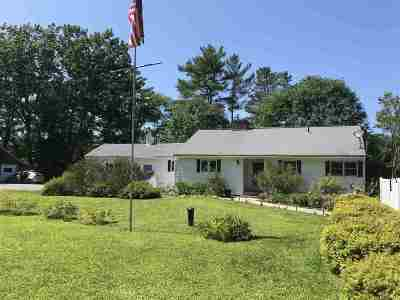 Hanover Single Family Home For Sale: 36 River Road