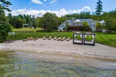 Moultonborough Single Family Home For Sale: 58 Bos'n Way #238 / /0