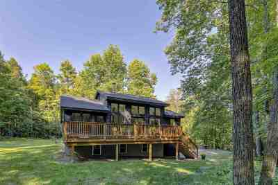 Lyme Single Family Home Active Under Contract: 36 Goose Pond Road