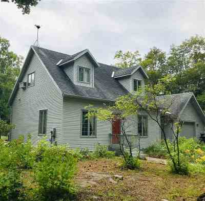 Single Family Home For Sale: 24 Woods Hill Road