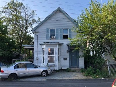 Nashua Single Family Home Active Under Contract: 14 Lovewell Street