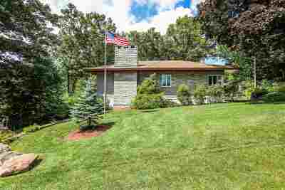 Manchester Single Family Home For Sale: 80 High Ridge Road