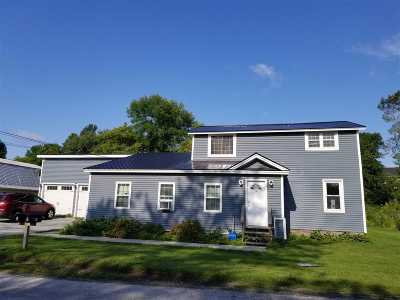 Swanton Multi Family Home For Sale: 34 South River Street