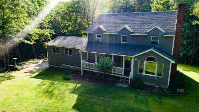 Weare Single Family Home For Sale: 151 Pine Hill Road