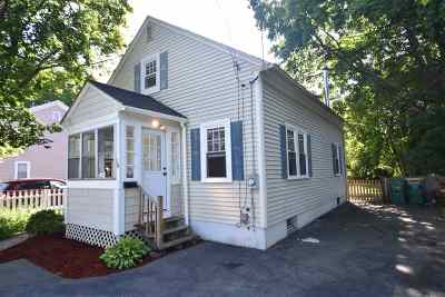 Rochester Single Family Home Active Under Contract: 10 High Street