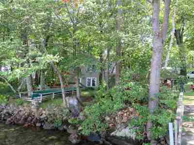 Holderness Single Family Home Active Under Contract: 764 Route 3