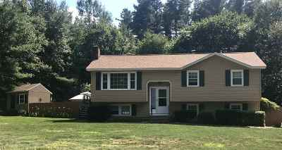 Londonderry Single Family Home Active Under Contract: 37 Pleasant Drive