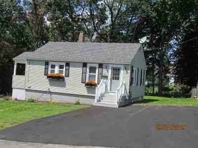 Manchester Single Family Home For Sale: 156 Oakdale Avenue