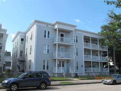 Manchester Multi Family Home For Sale: 317 -319 Central Street