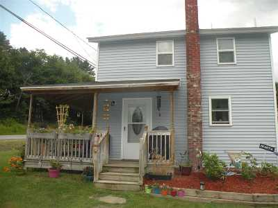 Whitefield Single Family Home For Sale: 154 Jefferson Road