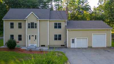 Hollis Single Family Home For Sale: 418 Silver Lake Road